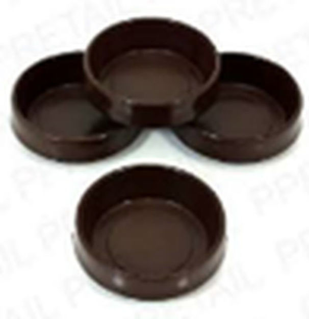 Picture of CASTOR CUPS - SML BRN (x2)