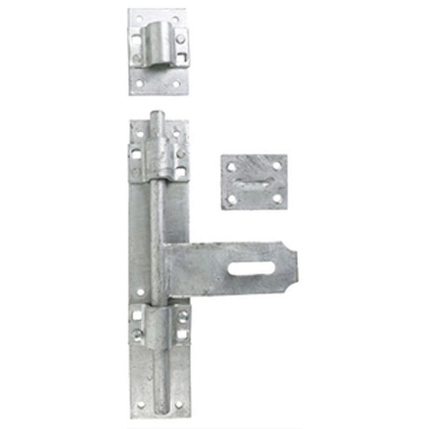 """Picture of DOOR BOLT 18"""" GALV CR/CO"""