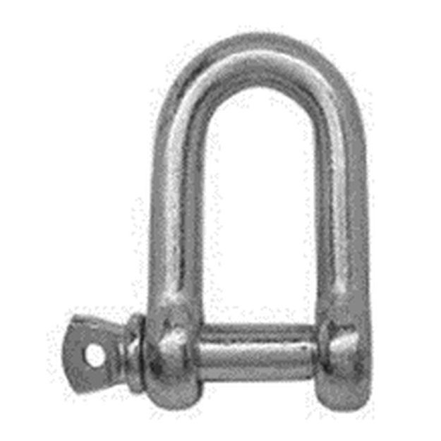 Picture of DEE SHACKLE 6mm 4PK