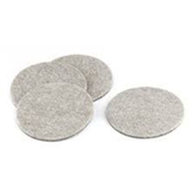 """Picture of FELT PADS - 1"""" DIA S/A (x4)"""