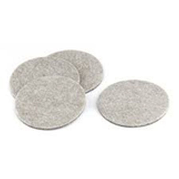 """Picture of FELT PADS - 3/4"""" DIA S/A (x6)"""