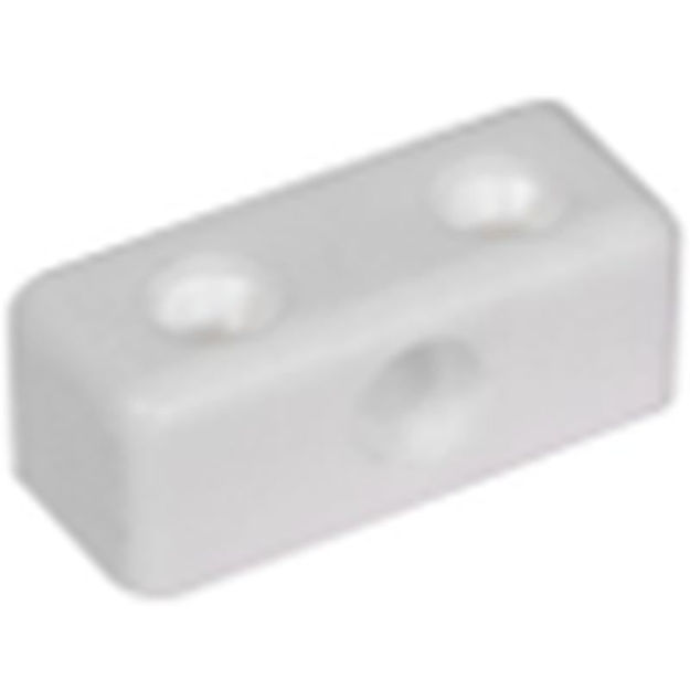 Picture of MODESTY BLOCKS - WH (x10)