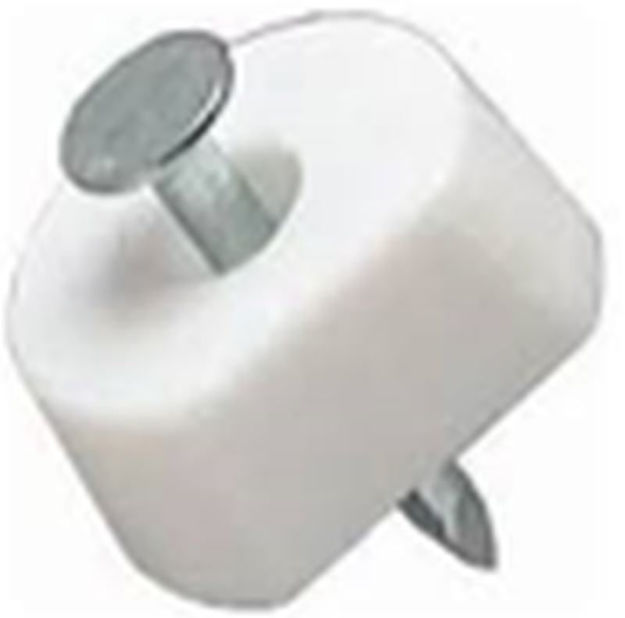 Picture of SHELF SUPPORT WH NAIL IN (x12)
