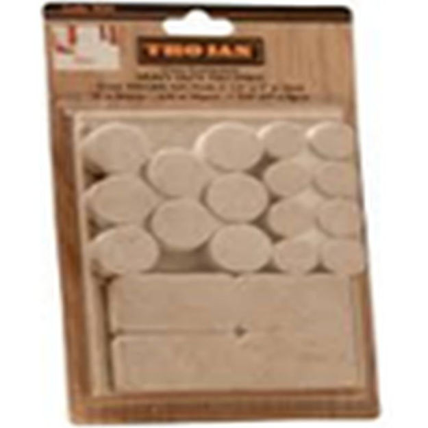 Picture of FELT PADS MULTIPACK 42PCE