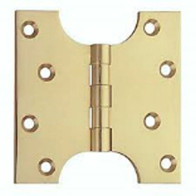 Picture of PARLIAMENT HINGES BRASS