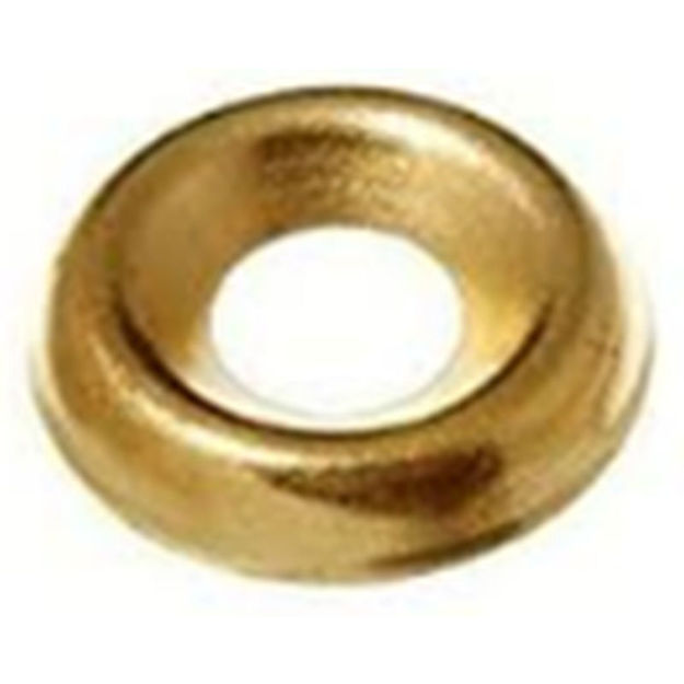 Picture of WASHER - SCREW CUP STEEL 10g (x12)