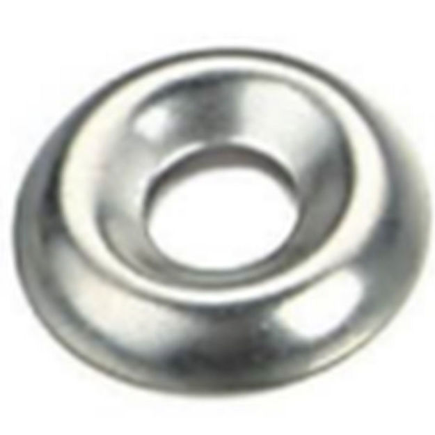 Picture of WASHER - SCREW CUP NICKEL 6g (x20)