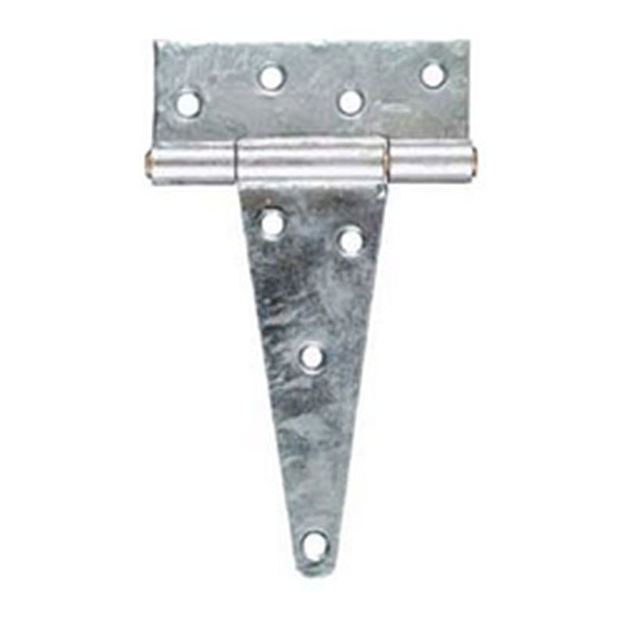 """Picture of TEE HINGE 8"""" GALV CR/CO"""