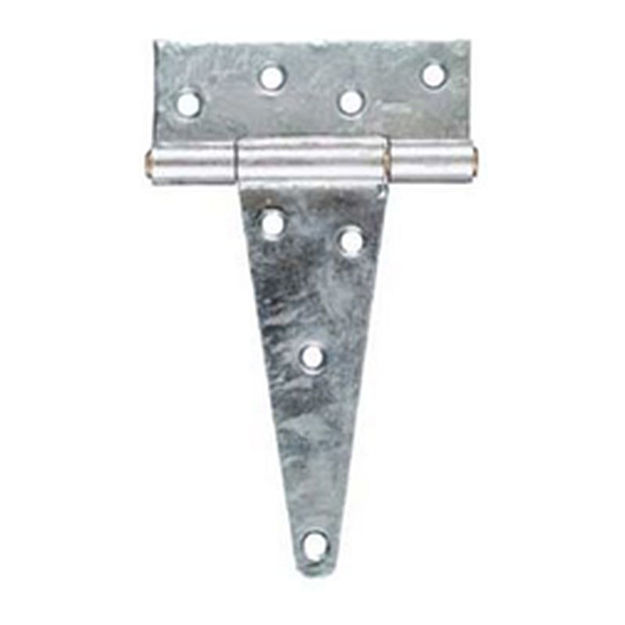 """Picture of TEE HINGE 4"""" GALV CR/CO"""