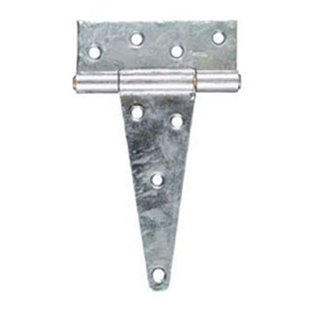 """Picture of TEE HINGE 12"""" GALV CR/CO"""