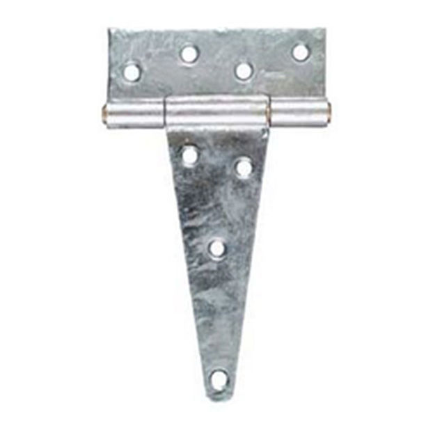 """Picture of TEE HINGE 10"""" GALV CR/CO"""
