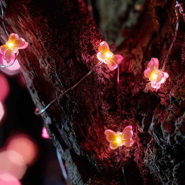 Picture of BUTTERFLY STRING LIGHT 30 LED