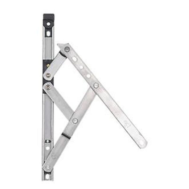 Picture of MILA FRICTION HINGE 10 INCH SSS