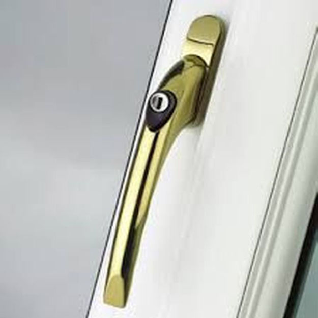 Picture of MILA ESPAG HANDLE 40MM BRASS -EB