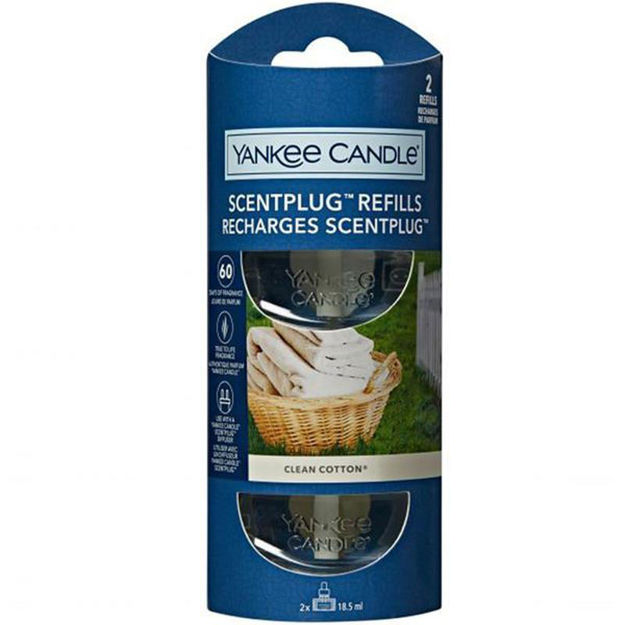 Picture of SCENT PLUG REFILLS - CLEAN COTTON