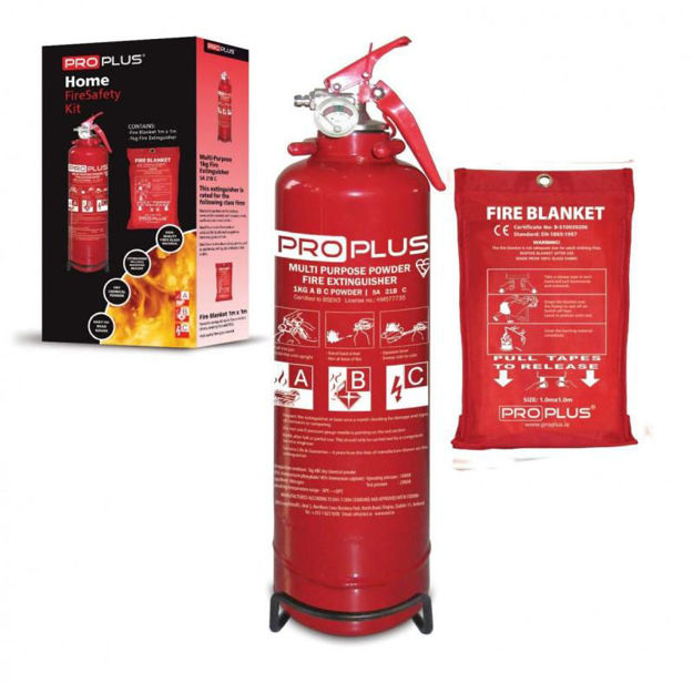 Picture of FIRE SAFETY KIT PROPLUS