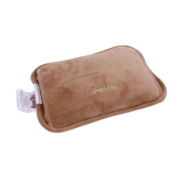 Picture of ELECTRIC HOT WATER BOTTLE - COFFEE