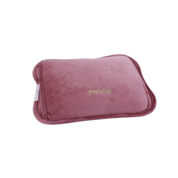 Picture of ELECTRIC HOT WATER BOTTLE - MAUVE