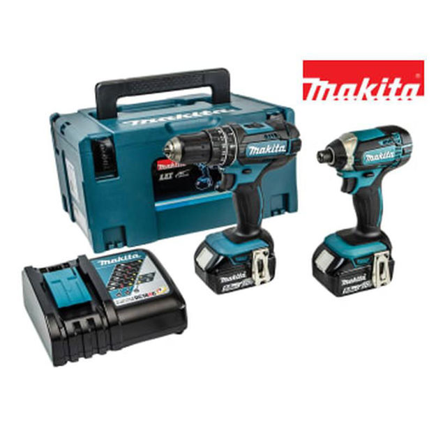 Picture of MAKITA DRILL 18V COMBI DHP482 / DTD152