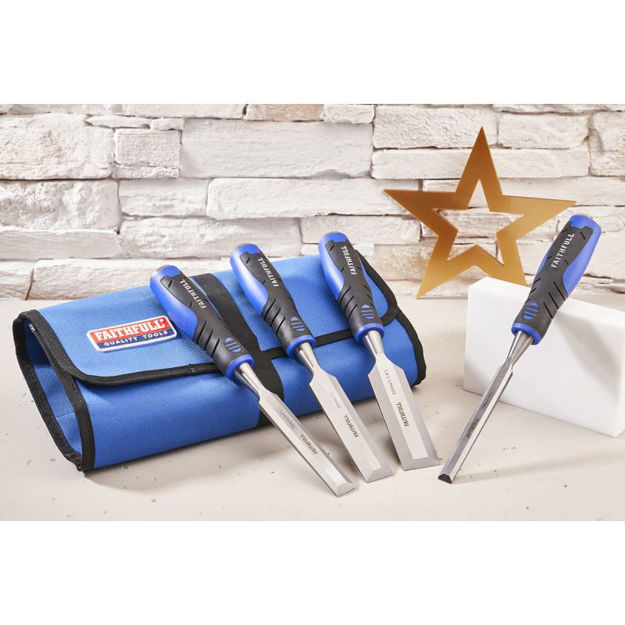 Picture of CHISEL SET 4PC