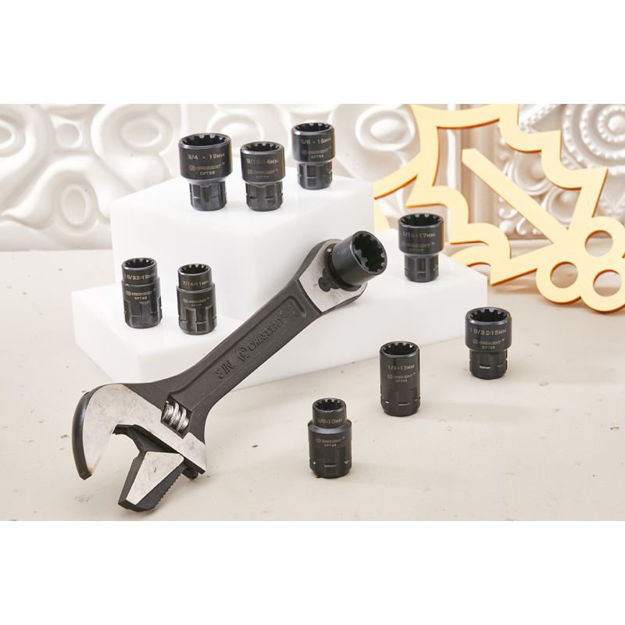 Picture of WRENCH ADJUST 11PC SET