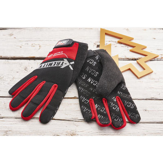 Picture of WORK GLOVES TOUCH SCREEN SCAN