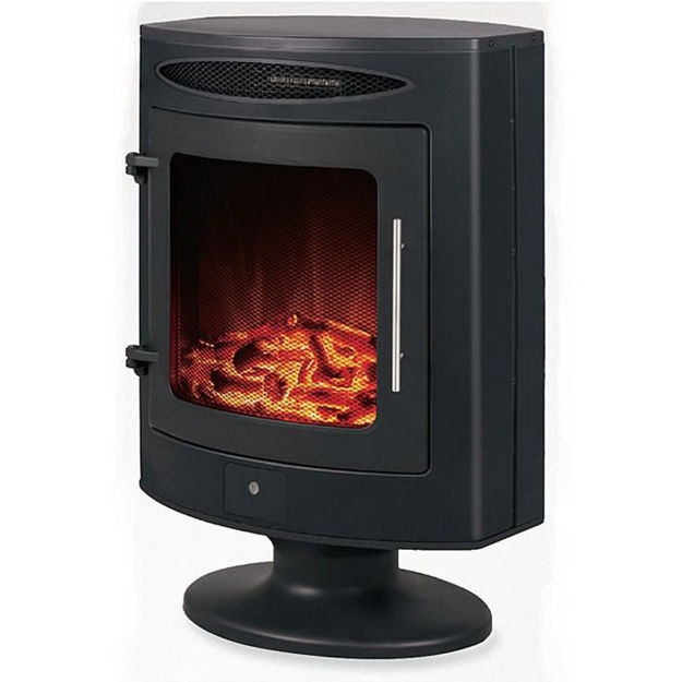Picture of DEVIELLE ELECTRIC STOVE BLACK 1800W