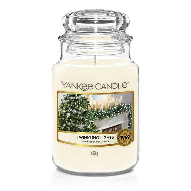 Picture of YANKEE CANDLE - LARGE TWINKLING LIGHTS