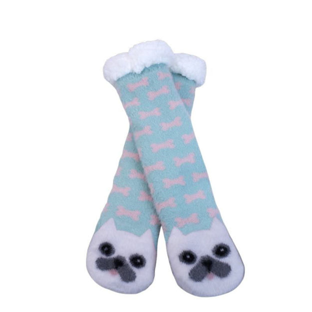 Picture of NOVELTY COZY SOCKS - DOG