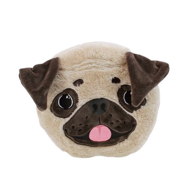 Picture of BUZZY BUDDIES MASSAGE CUSHION - PUG