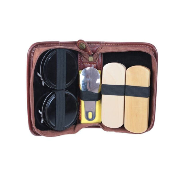 Picture of SHOE SHINE KIT